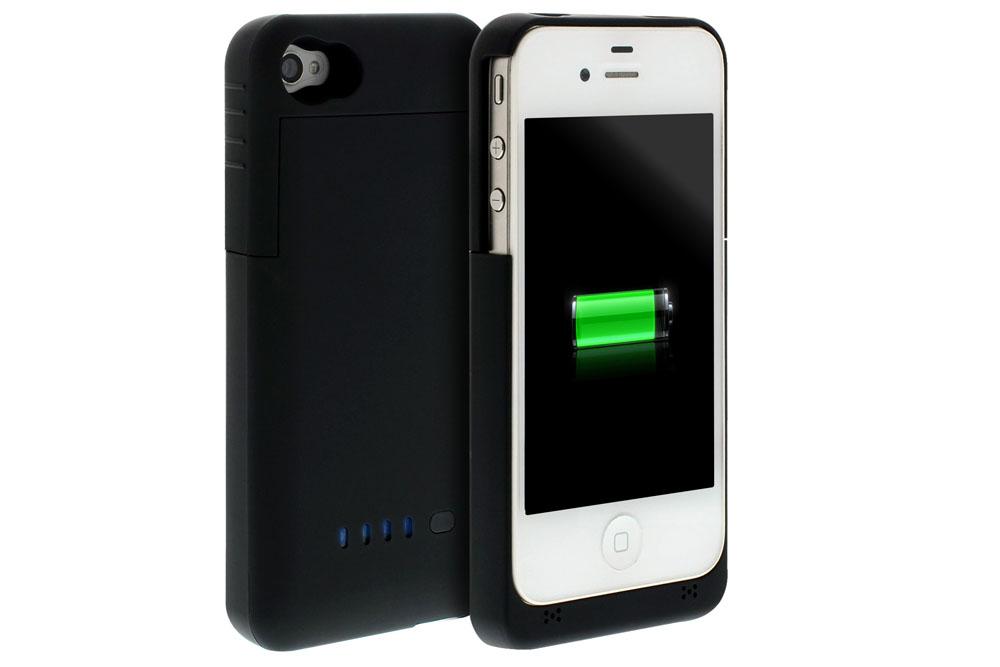 Schutzhuelle-Cover-mit-integriertem-Zusatz-Akku-fuer-iPhone-4-4S-2200-mAh